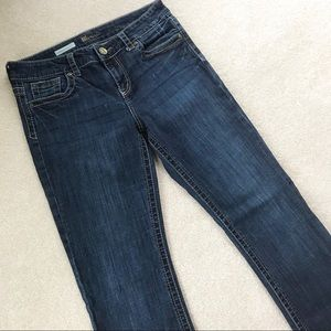 Kut From The Keith Natalie High Rise Bootcut Jeans